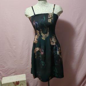 H&M dress with boning